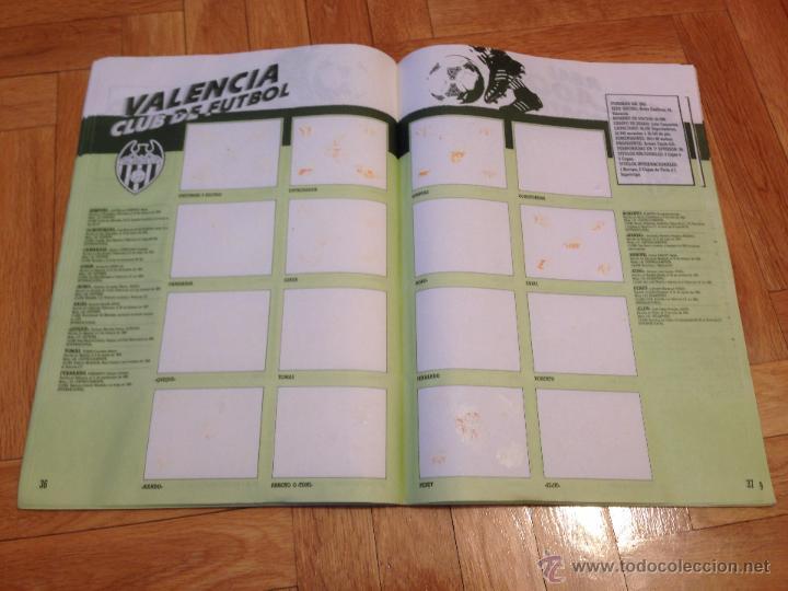 Coleccionismo deportivo: RP ALBUM LIGA ESTE 91 92 1991 1992 COMPLETAMENTE VACIO VER FOTOS UNICO EN TODOCOLECCION!!!!! - Foto 20 - 68150163