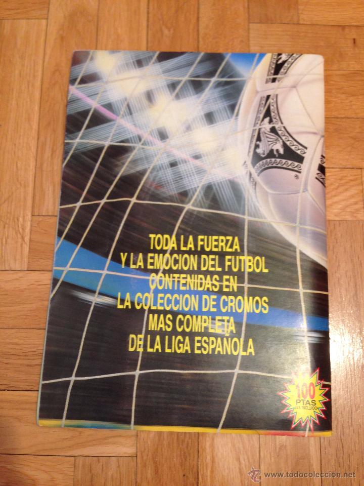 Coleccionismo deportivo: RP ALBUM LIGA ESTE 91 92 1991 1992 COMPLETAMENTE VACIO VER FOTOS UNICO EN TODOCOLECCION!!!!! - Foto 25 - 68150163