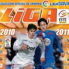 Coleccionismo deportivo: ALBUM OFICIAL CROMOS LIGA BBVA. 2010-2011. . Lote 52774490