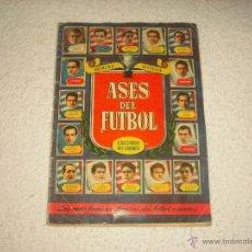 Coleccionismo deportivo: ASES DEL FUTBOL . PRIMERA DIVISION . LAS MAS FAMOSAS FIGURAS DEL FUTBOL ESPAÑOL TIENE 154 CROMOS. Lote 52785493