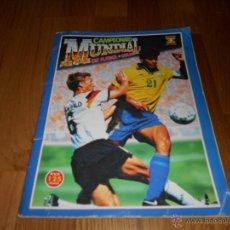 Coleccionismo deportivo: CAMPEONATO MUNDIAL DE FUTBOL USA 94 - MUNDICROMO FALTAN 19 CROMOS. Lote 160023374