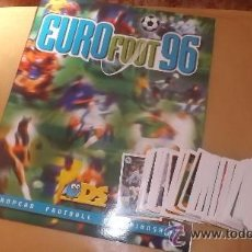Coleccionismo deportivo: EDITORIAL DS - EUROFOOT 96 ( CROMOS SUELTOS 0,65€ UNIDAD ) EDITORIAL DS. Lote 137919368