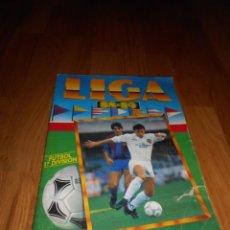 Coleccionismo deportivo: ALBUM DE CROMOS DE FUTBOL LIGA 88-89 DE ESTE 1988-1989 CROMO TODO FOTOS. Lote 168518985