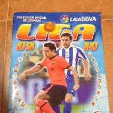 Coleccionismo deportivo: ALBUM FÚTBOL 2009-2010 EDICIONES ESTE. Lote 53010693