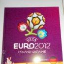 Coleccionismo deportivo: ALBUM DE CROMOS VACIO EDICION LIMITADA LUJO ALEMANA TAPA DURA EURO 2012 EURO2012 POLONIA UCRANIA. Lote 123383027
