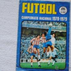 Coleccionismo deportivo: ALBUM RUIZ ROMERO 1978-79 . Lote 53163286