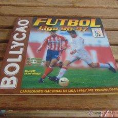 Coleccionismo deportivo: ALBUM DE BOLLYCAO FUTBOL LIGA 96 97 1996 1997 . Lote 53192910