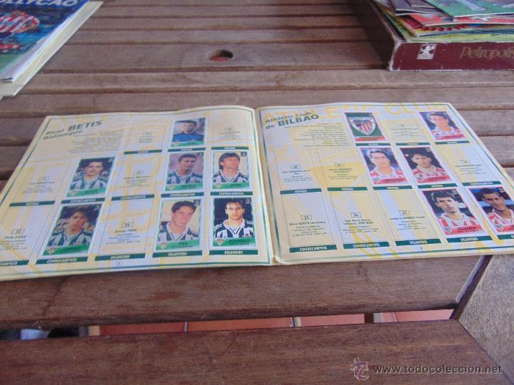 Coleccionismo deportivo: ALBUM DE BOLLYCAO FUTBOL LIGA 96 97 1996 1997 - Foto 3 - 53192910