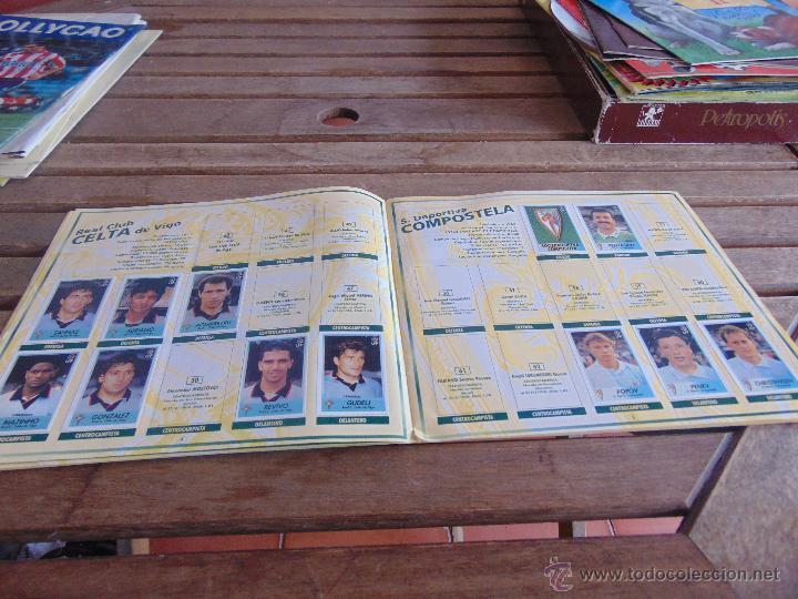 Coleccionismo deportivo: ALBUM DE BOLLYCAO FUTBOL LIGA 96 97 1996 1997 - Foto 4 - 53192910