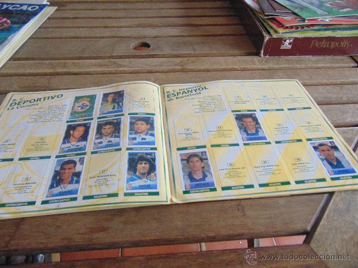 Coleccionismo deportivo: ALBUM DE BOLLYCAO FUTBOL LIGA 96 97 1996 1997 - Foto 5 - 53192910