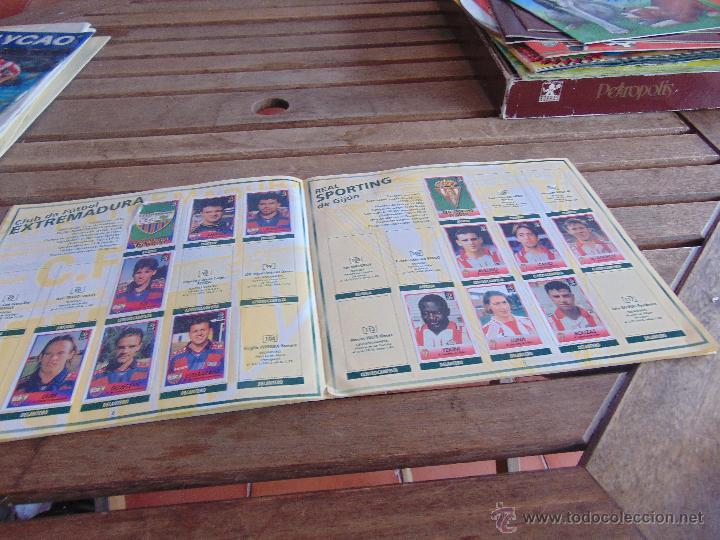 Coleccionismo deportivo: ALBUM DE BOLLYCAO FUTBOL LIGA 96 97 1996 1997 - Foto 6 - 53192910