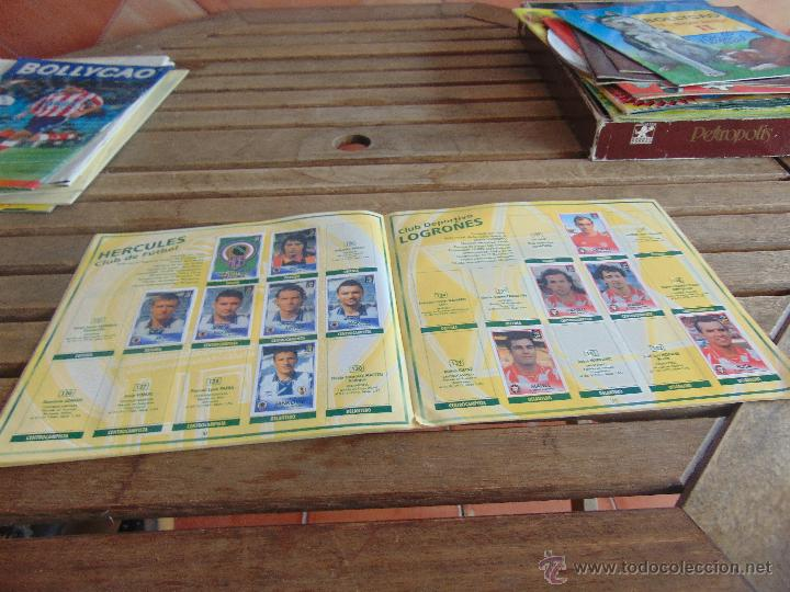 Coleccionismo deportivo: ALBUM DE BOLLYCAO FUTBOL LIGA 96 97 1996 1997 - Foto 7 - 53192910