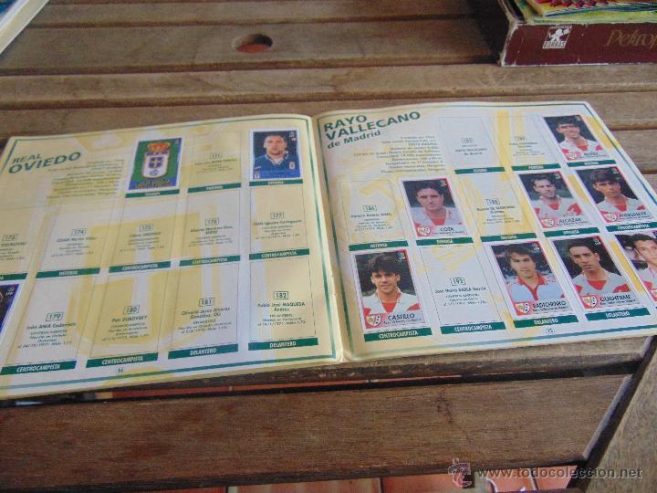 Coleccionismo deportivo: ALBUM DE BOLLYCAO FUTBOL LIGA 96 97 1996 1997 - Foto 9 - 53192910
