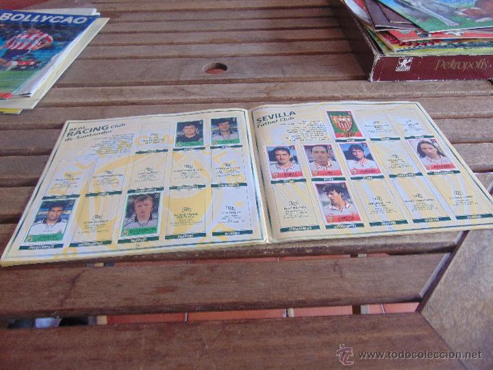 Coleccionismo deportivo: ALBUM DE BOLLYCAO FUTBOL LIGA 96 97 1996 1997 - Foto 10 - 53192910