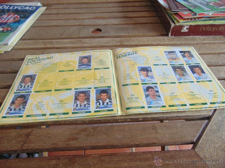 Coleccionismo deportivo: ALBUM DE BOLLYCAO FUTBOL LIGA 96 97 1996 1997 - Foto 11 - 53192910