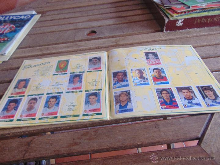 Coleccionismo deportivo: ALBUM DE BOLLYCAO FUTBOL LIGA 96 97 1996 1997 - Foto 13 - 53192910