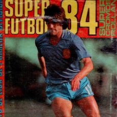 Coleccionismo deportivo: ALBUM SUPER FUTBOL ROLLAN 84. Lote 53261867