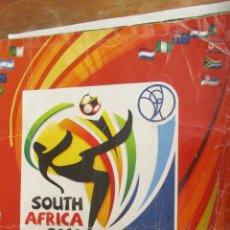 Coleccionismo deportivo: SOUTH AFRICA 2010 FIFA WORLD CUP (ALBUM, SÓLO FALTAN 11 CROMOS). Lote 53305554
