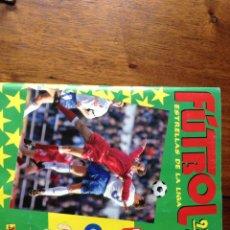 Coleccionismo deportivo: ÁLBUM CROMOS FUTBOL LIGA 93-94. Lote 53465443