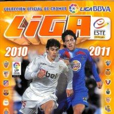 Coleccionismo deportivo: ALBUM VACIO LIGA 2010- 2011. Lote 91835302