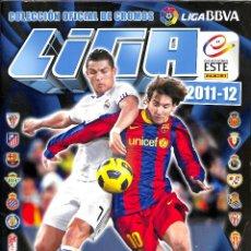 Coleccionismo deportivo: ALBUM VACIO LIGA 2011-2012. Lote 53570474