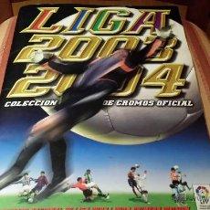 Coleccionismo deportivo: ESTE 2003/04 ALBÚM MUY COMPLETO CON CROMOS MUY DIFICILES ( TODAS LAS FOTOS). Lote 53636465