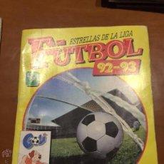 Coleccionismo deportivo: ESTRELLAS DE LA LIGA DEL FUTBOL 92 93 PANINI 72 CROMOS SE VENDEN SUELTOS. Lote 53888797