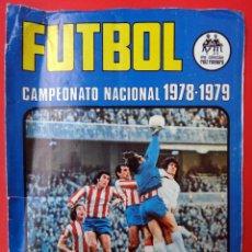 Coleccionismo deportivo: ALBUM FUTBOL , CAMPEONATO NACIONAL LIGA 1978 1979 78 79, RUIZ ROMERO , VER FOTOS , ORIGINAL. Lote 54175961