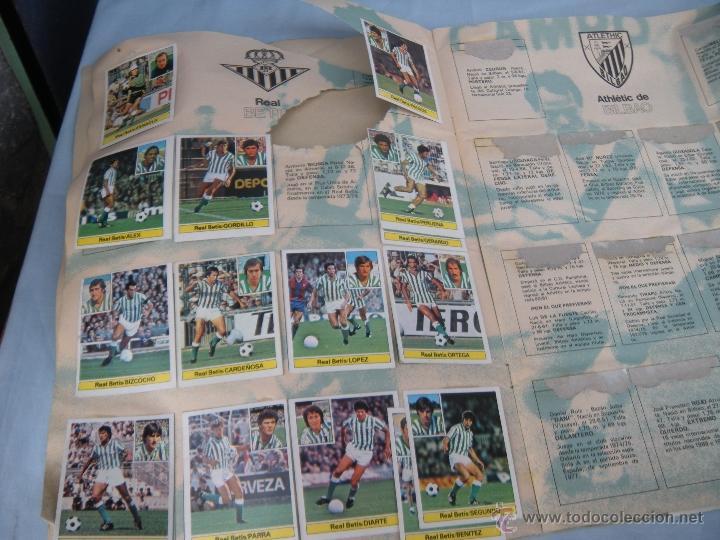 Coleccionismo deportivo: ALBUM FUTBOL CAMPEONATO LIGA 81-82 - Foto 3 - 54292903