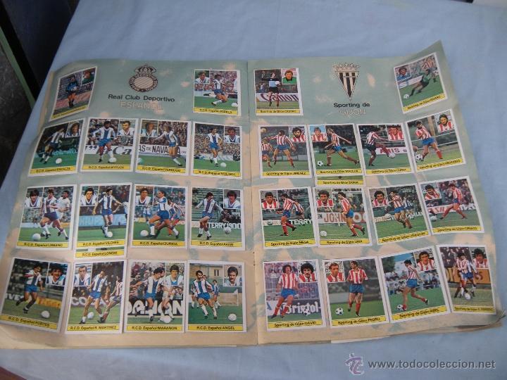 Coleccionismo deportivo: ALBUM FUTBOL CAMPEONATO LIGA 81-82 - Foto 7 - 54292903