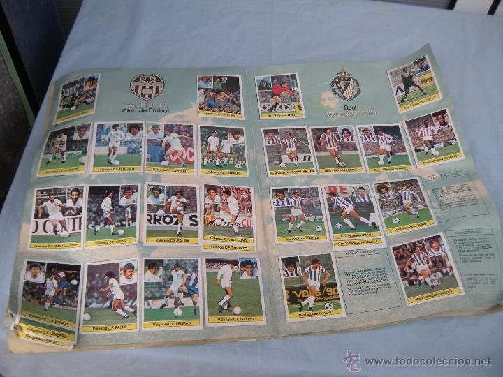 Coleccionismo deportivo: ALBUM FUTBOL CAMPEONATO LIGA 81-82 - Foto 14 - 54292903