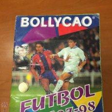 Coleccionismo deportivo: BOLLYCAO LIGA 97 98 ALBUM CON 222 CROMOS SE VENDEN SUELTOS. Lote 54386444