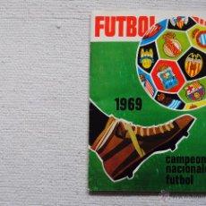 Coleccionismo deportivo: ALBUM RUIZ ROMERO 1968-69 IMPECABLE. Lote 54410144