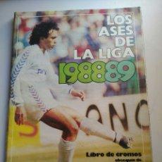 Coleccionismo deportivo: ASES LIGA AS 88 89. Lote 54506683