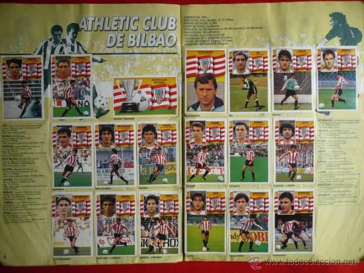 Coleccionismo deportivo: ALBUM EDICIONES ESTE 1990-1991. INCOMPLETO CON MAS DE 370 CROMOS DIFERENTES. ESTE 90-91 - Foto 5 - 39404301