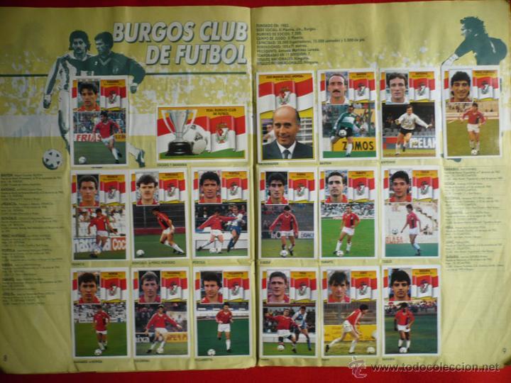Coleccionismo deportivo: ALBUM EDICIONES ESTE 1990-1991. INCOMPLETO CON MAS DE 370 CROMOS DIFERENTES. ESTE 90-91 - Foto 6 - 39404301