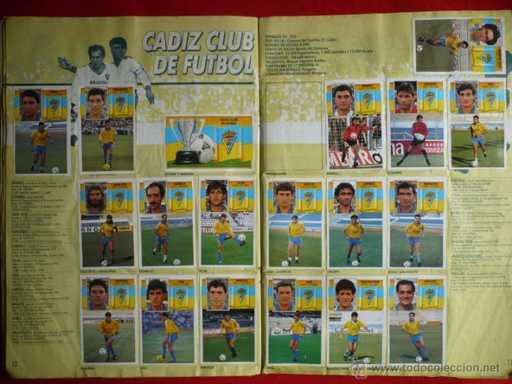Coleccionismo deportivo: ALBUM EDICIONES ESTE 1990-1991. INCOMPLETO CON MAS DE 370 CROMOS DIFERENTES. ESTE 90-91 - Foto 7 - 39404301