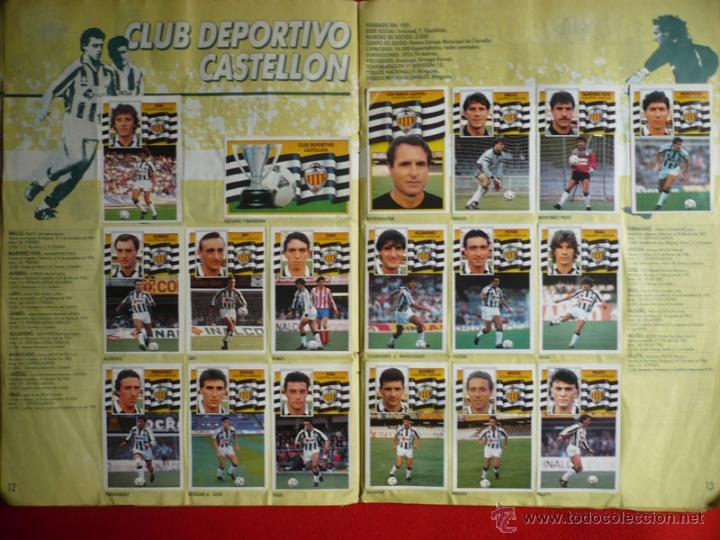 Coleccionismo deportivo: ALBUM EDICIONES ESTE 1990-1991. INCOMPLETO CON MAS DE 370 CROMOS DIFERENTES. ESTE 90-91 - Foto 8 - 39404301