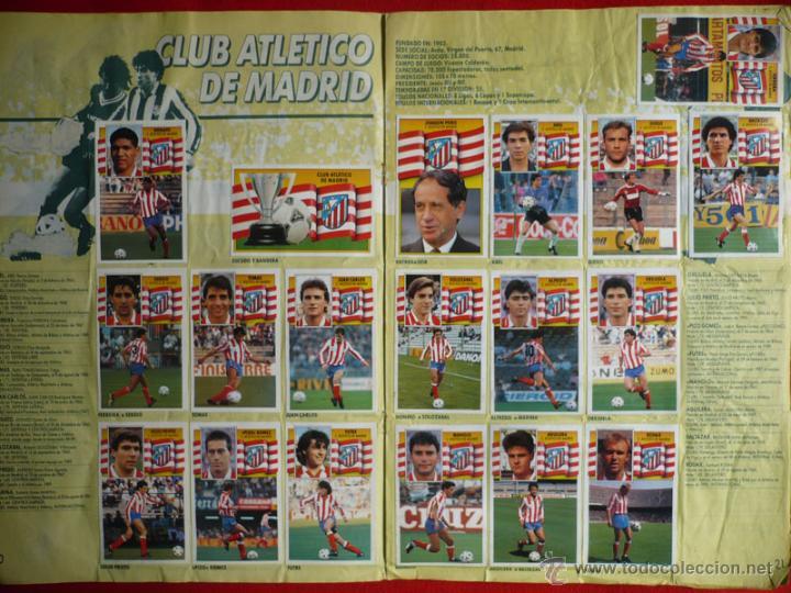 Coleccionismo deportivo: ALBUM EDICIONES ESTE 1990-1991. INCOMPLETO CON MAS DE 370 CROMOS DIFERENTES. ESTE 90-91 - Foto 12 - 39404301