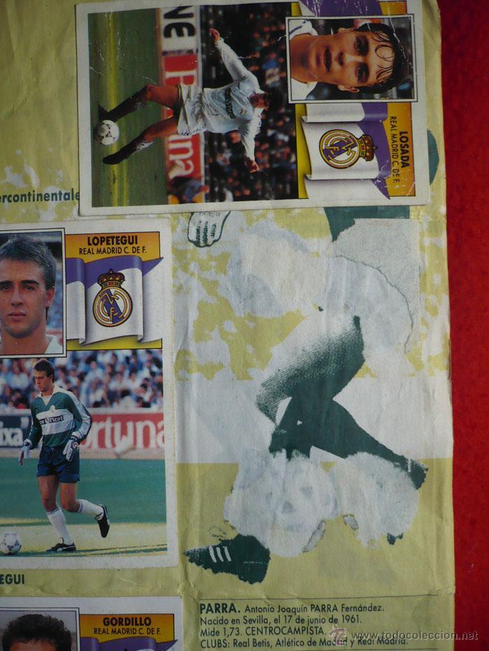 Coleccionismo deportivo: ALBUM EDICIONES ESTE 1990-1991. INCOMPLETO CON MAS DE 370 CROMOS DIFERENTES. ESTE 90-91 - Foto 14 - 39404301