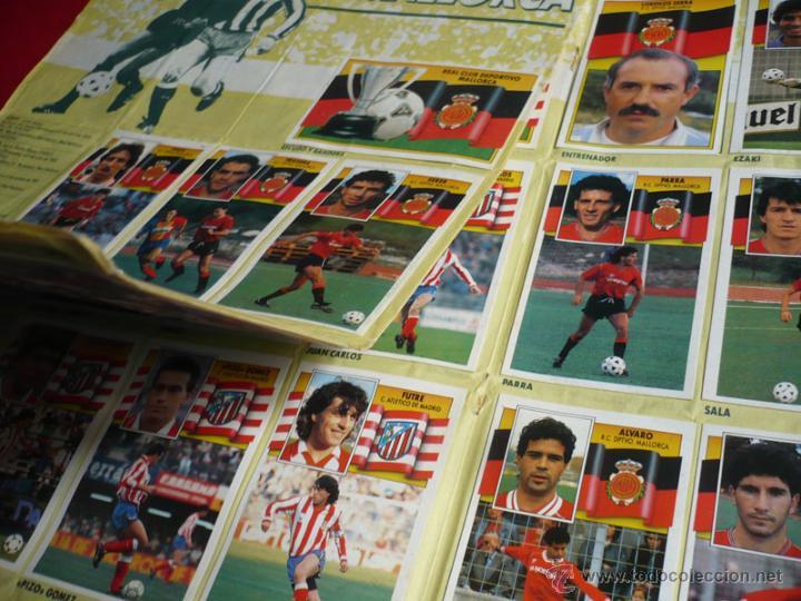 Coleccionismo deportivo: ALBUM EDICIONES ESTE 1990-1991. INCOMPLETO CON MAS DE 370 CROMOS DIFERENTES. ESTE 90-91 - Foto 15 - 39404301