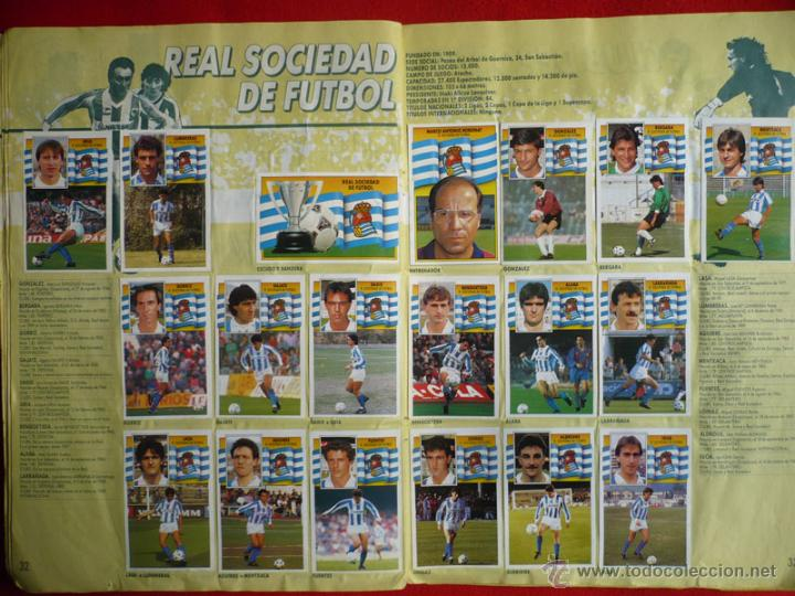 Coleccionismo deportivo: ALBUM EDICIONES ESTE 1990-1991. INCOMPLETO CON MAS DE 370 CROMOS DIFERENTES. ESTE 90-91 - Foto 20 - 39404301
