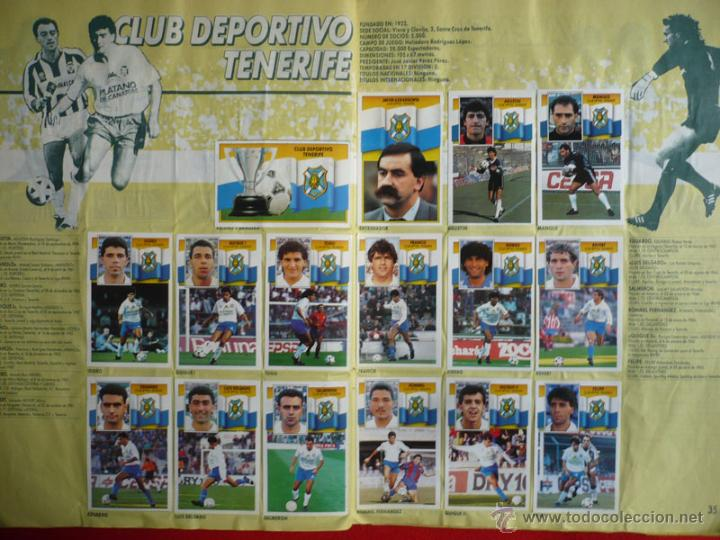 Coleccionismo deportivo: ALBUM EDICIONES ESTE 1990-1991. INCOMPLETO CON MAS DE 370 CROMOS DIFERENTES. ESTE 90-91 - Foto 21 - 39404301