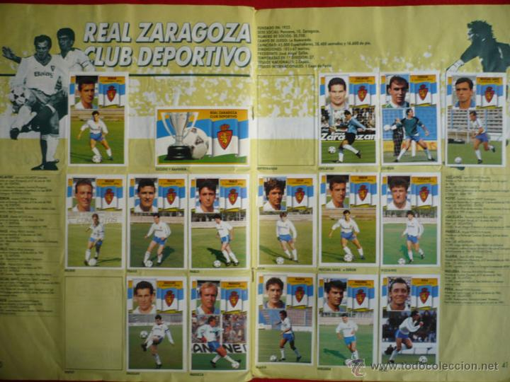Coleccionismo deportivo: ALBUM EDICIONES ESTE 1990-1991. INCOMPLETO CON MAS DE 370 CROMOS DIFERENTES. ESTE 90-91 - Foto 25 - 39404301