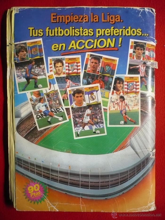 Coleccionismo deportivo: ALBUM EDICIONES ESTE 1990-1991. INCOMPLETO CON MAS DE 370 CROMOS DIFERENTES. ESTE 90-91 - Foto 29 - 39404301