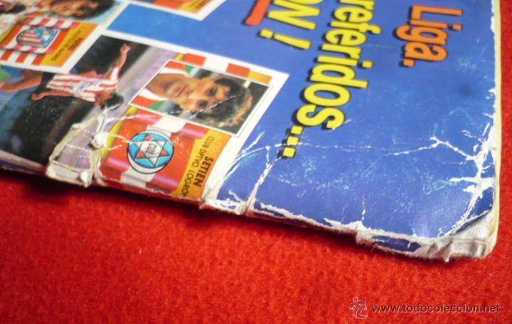 Coleccionismo deportivo: ALBUM EDICIONES ESTE 1990-1991. INCOMPLETO CON MAS DE 370 CROMOS DIFERENTES. ESTE 90-91 - Foto 30 - 39404301