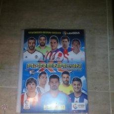 Coleccionismo deportivo: ALBUM TRADING CARD GAME ADRENALYN 2014-2015 14-15 PANINI LIGA BBVA - CASI COMPLETO 435 CROMOS FICHAS. Lote 54616936