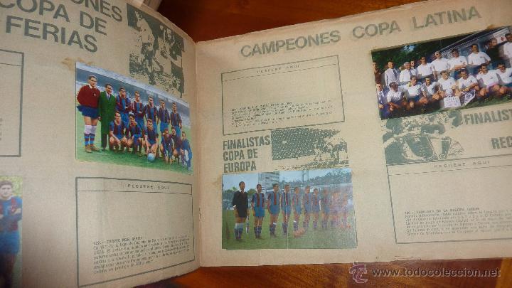 Coleccionismo deportivo: album cromos 75 años futbol club barcelona . barça incompleto 141 cromos de 271 . ver descripcion - Foto 2 - 54703022