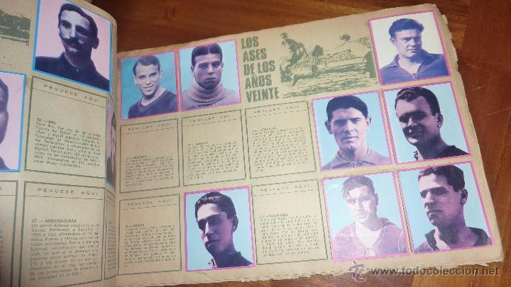 Coleccionismo deportivo: album cromos 75 años futbol club barcelona . barça incompleto 141 cromos de 271 . ver descripcion - Foto 6 - 54703022