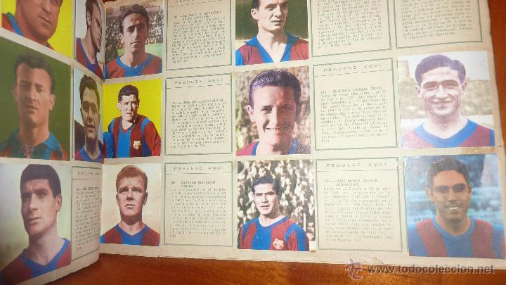 Coleccionismo deportivo: album cromos 75 años futbol club barcelona . barça incompleto 141 cromos de 271 . ver descripcion - Foto 10 - 54703022